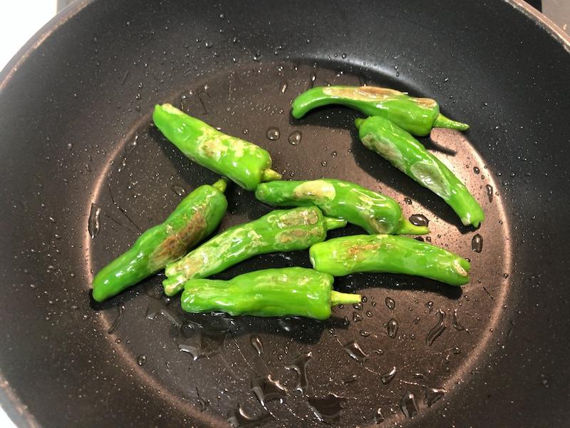 鶏もも肉の味噌漬け焼き